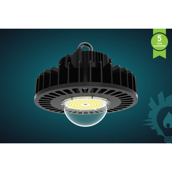 LED High Bay - Industrial Series - 200 Watts - 4000K