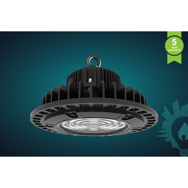 LED High Bay - Industrial Series - 100 Watts - 5000K