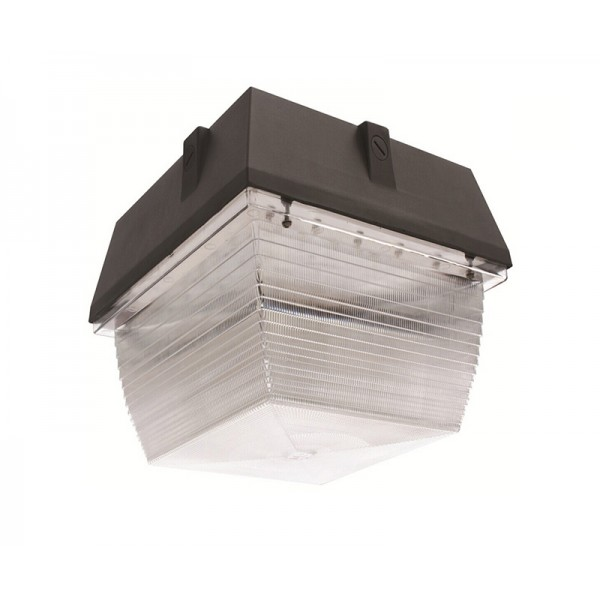 LED Low Bay Fixture - Square - 43 Watts