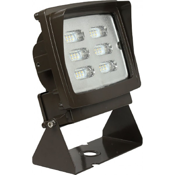 56 Watt LED Flood Light LED-F-3800-BZ-56