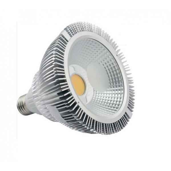 15w 1500 Lumen 6500K Dimmable LED PAR38 - LED-PAR38-15WD