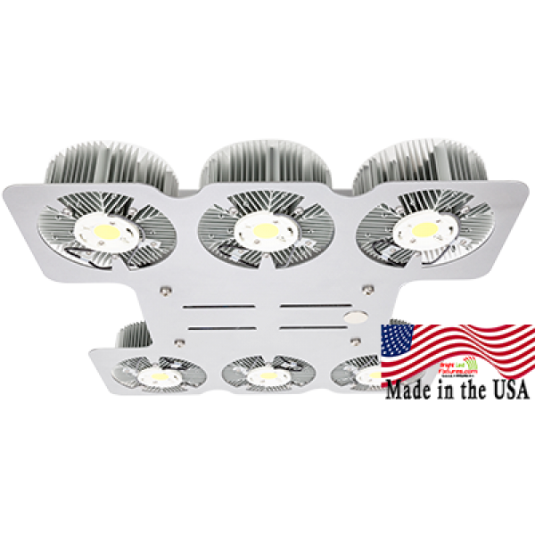 240W LED Industrial High Bay 1000W Metal Halide Equivalent
