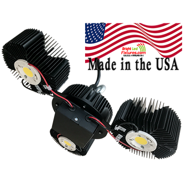 100W LED Industrial High Bay 400W Metal Halide Equivalent