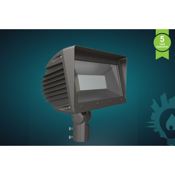 150 Watt LED Flood Light BLF804-FL25BR-CW 5000K